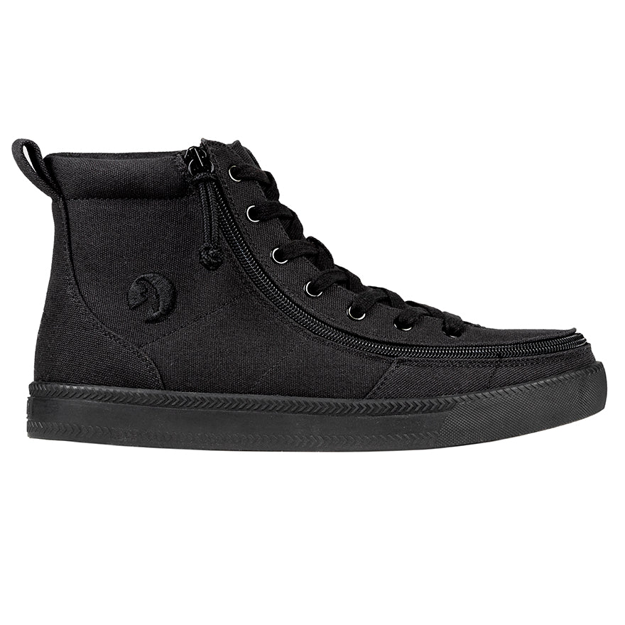 Baskets montantes Homme Black to the Floor - Billy Classic