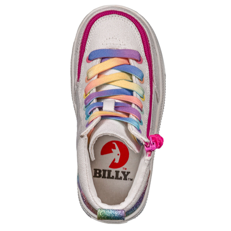 Baskets montantes bébé Rainbow - Billy Classic