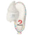 Baskets montantes bébé White Hearts - Billy Classic