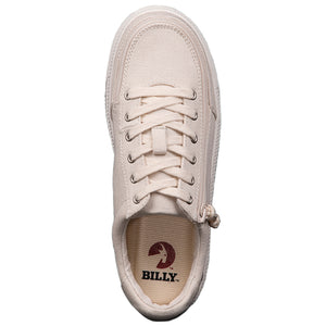 Baskets basses Femme Natural White - Billy Classic