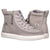 Baskets montantes Femme Grey Jersey - Billy Classic