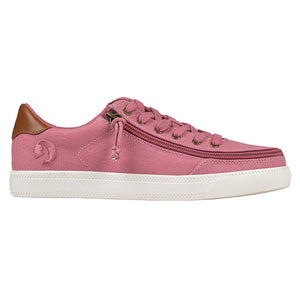 Baskets basses Femme Dusty Rose - Billy Classic