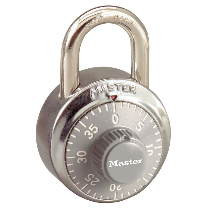 Model No. 1502 General Security Combination Padlock with Colored Dial 1-7/8in (48mm) Wide