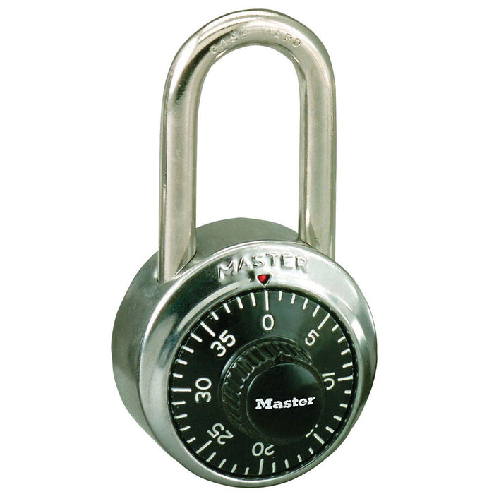 Master Lock 1502 General Security Combination Padlock 1-7/8in (48mm) Wide-1502-LockerLock.com