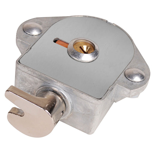Master Lock 1790 Built-In Keyed Lock For Single Point Wrap-Around-Latch™ Lockers-Keyed-LockerLock.com
