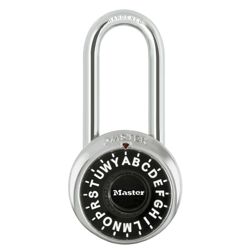Master Lock 1572 General Security Combination Padlock 1-7/8in (48mm) Wide-Combination-LockerLock.com