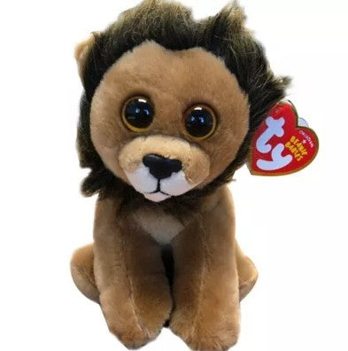 TY BEANIE BOOS BABIES LOUIE THE LION