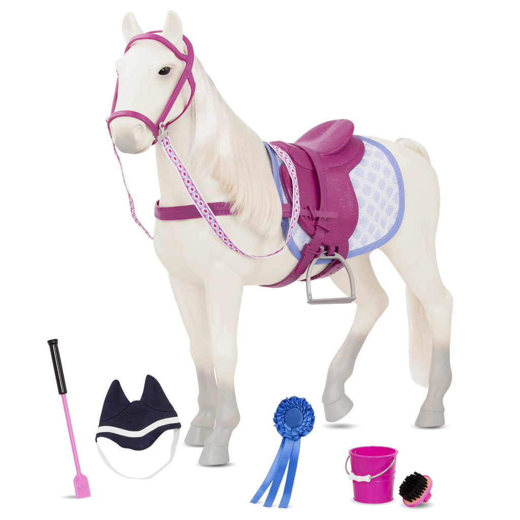 Our Generation Sterling Gray Horse Horse for Doll - Toyworld
