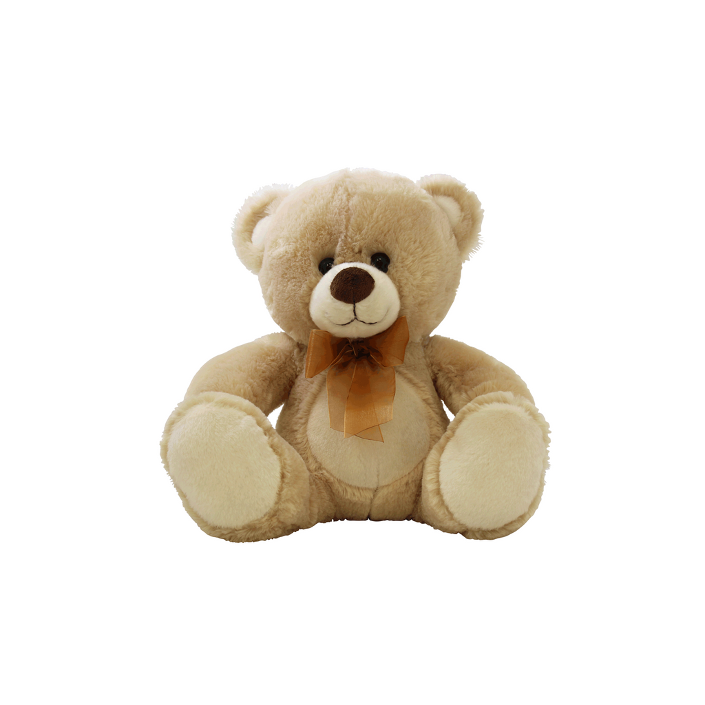 "FRANKIE 14"" SITTING PLUSH BEAR"
