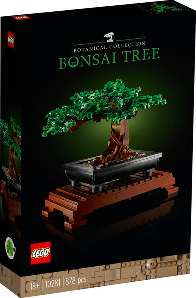 LEGO 10281 CREATOR BOTANICAL COLLECTION BONSAI TREE