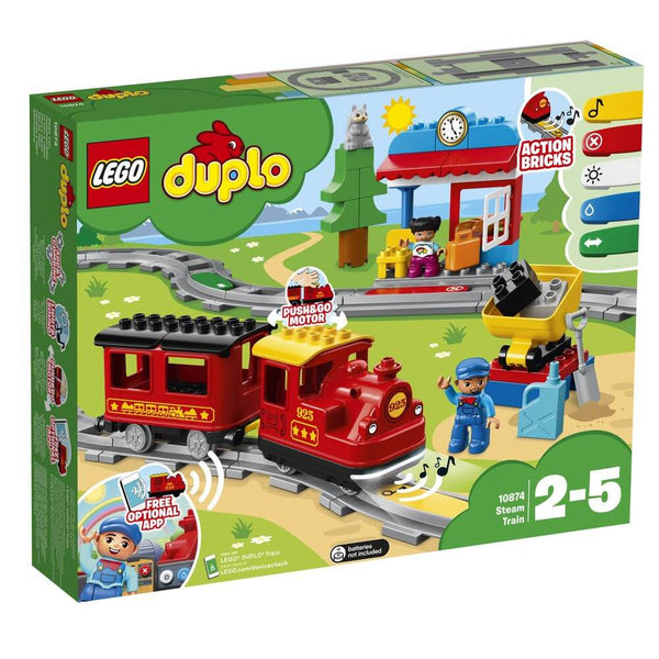 Lego Duplo Steam Train - Toyworld