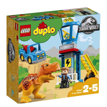 Lego Duplo Jurassic World Trex Tower - Toyworld