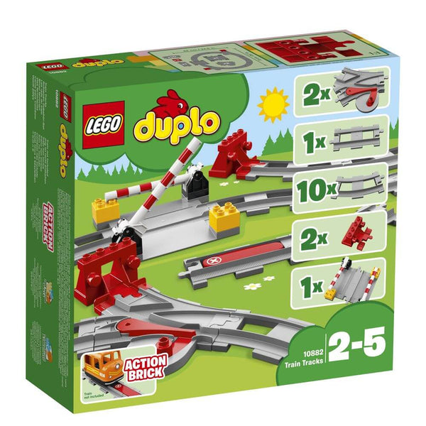 Lego Duplo Train Tracks - Toyworld
