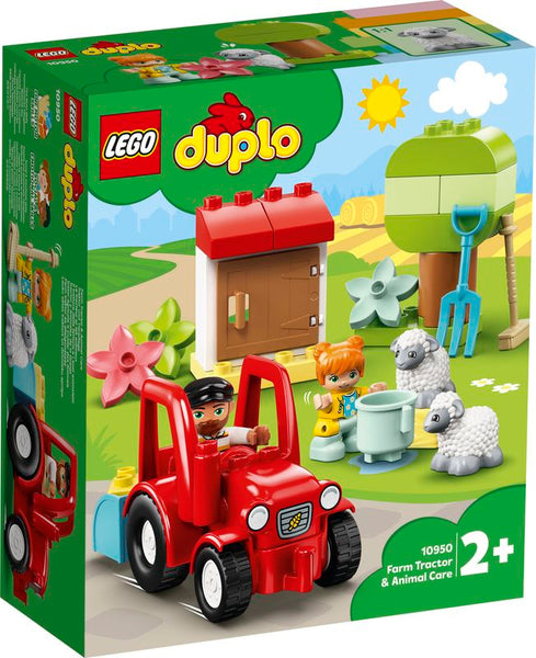 LEGO 10950 DUPLO FARM TRACTOR & ANIMAL CARE