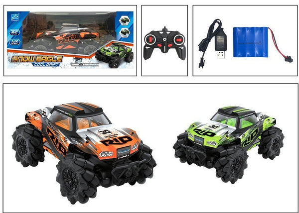 Sidewinder Snow Eagle Cool Drift Remote Control Vehicle Assorted Styles - Toyworld