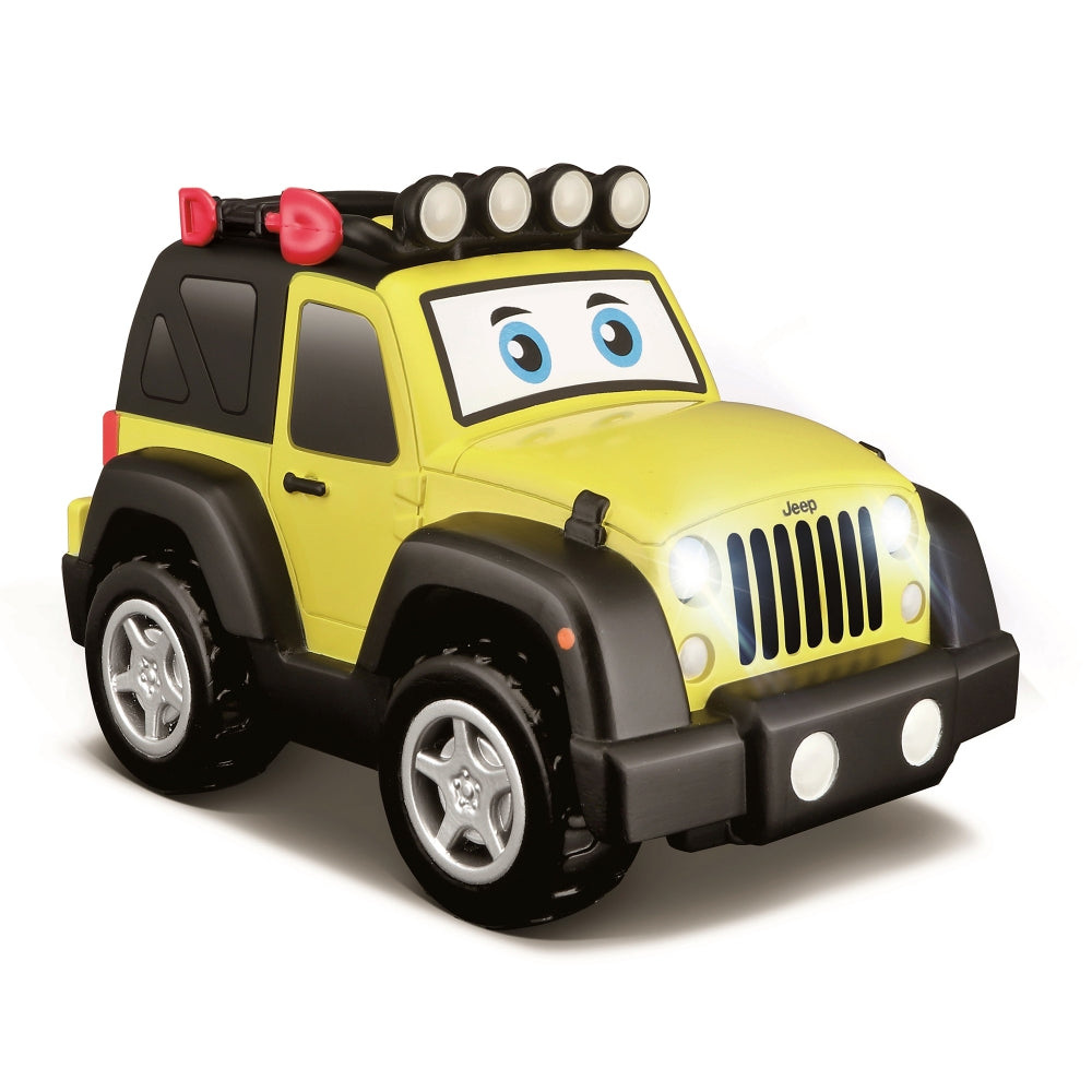 Bbjunior Jeep Light & Sound Wrangler - Toyworld