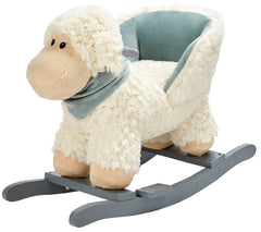 JOLLY RIDE ROCKING LAMB WITH CHAIR