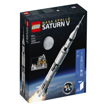 Lego Lego Ideas Nasa Apollo Saturn V - Toyworld