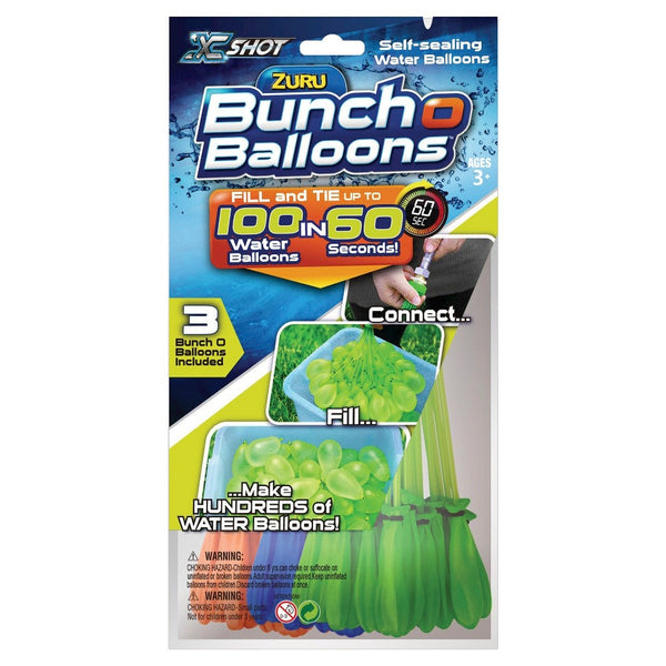 Zuru Bunch O Balloons Assorted Styles - Toyworld