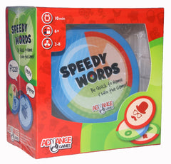 SPEEDY WORDS GAME