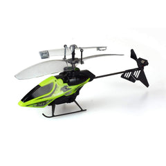 SILVERLIT AIR SPIRAL RC HELICOPTER GREEN