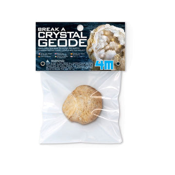 4m Break a Crystal Geode - Toyworld