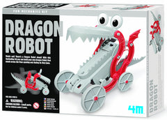 4M Fun Mechanics Kit Dragon Robot - Toyworld