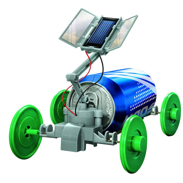 4M Green Science Eco Engineering Solar Rover - Toyworld