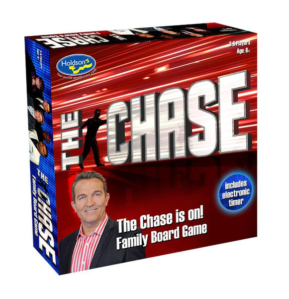 The Chase UK Board Game - Toyworld