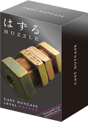 Huzzle Puzzle Cast Nutcase Level 6 Img 1 - Toyworld