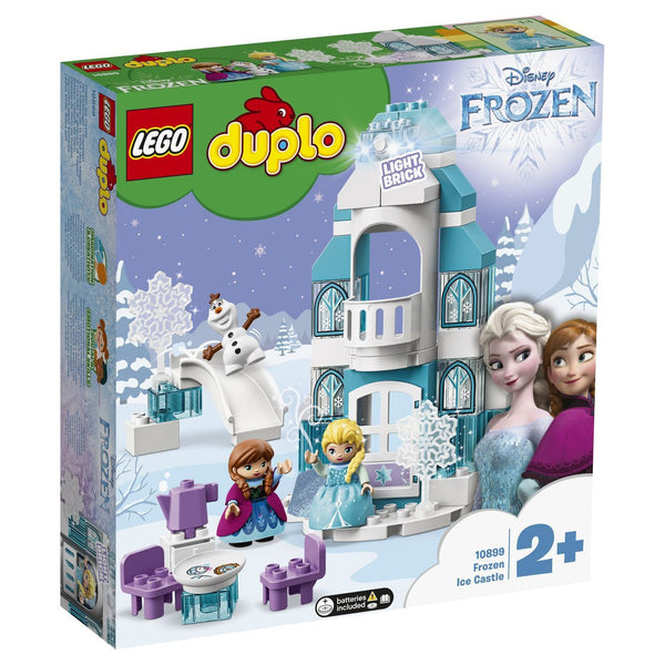 Lego Duplo Disney Frozen Ice Castle - Toyworld