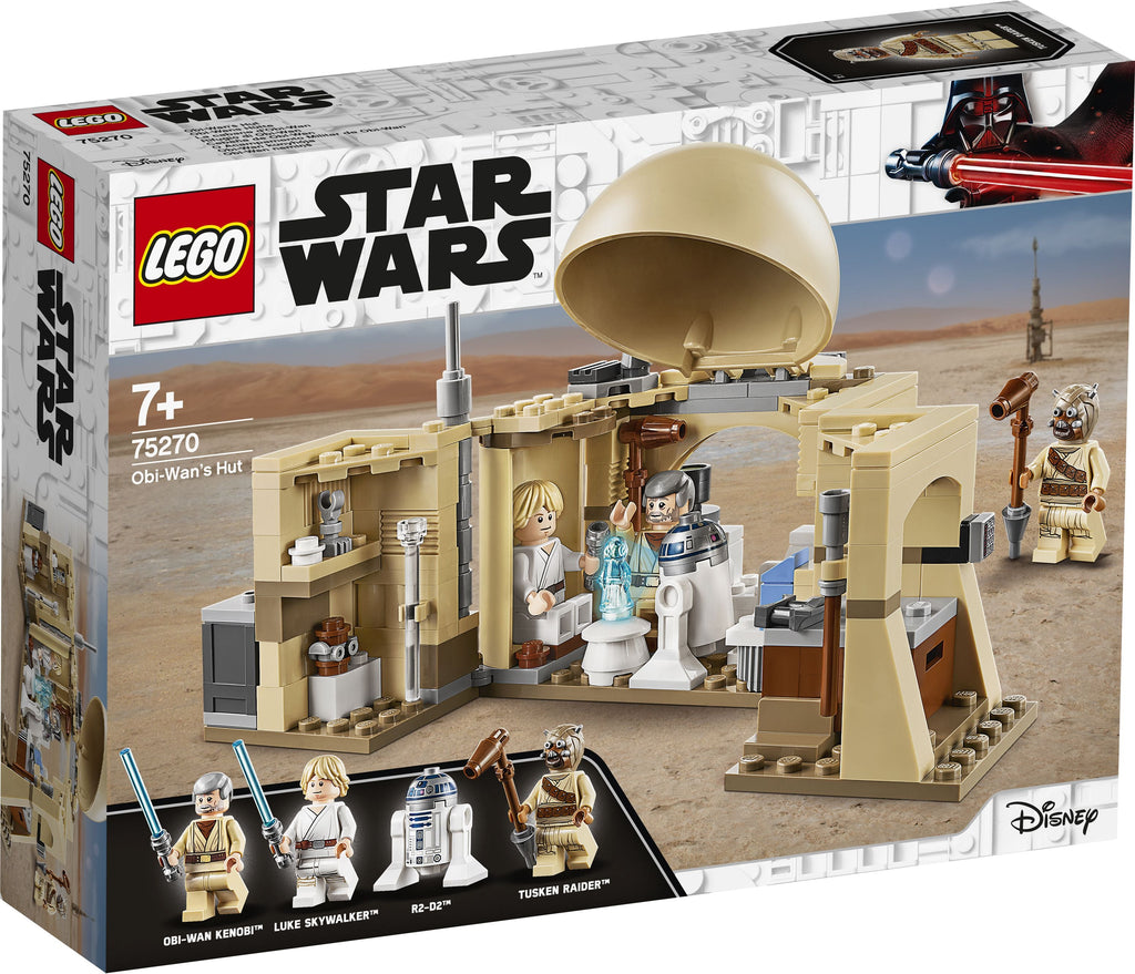 LEGO 75270 STAR WARS OBI-WAN'S HUT