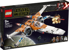 Lego Star Wars Poe Dameron's X Wing Fighter - Toyworld