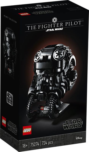 Lego Star Wars Tie Fighter Pilot Helmet - Toyworld