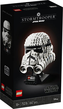 Lego Star Wars Stormtrooper Helmet - Toyworld