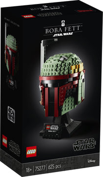 Lego Star Wars Boba Fett Helmet - Toyworld
