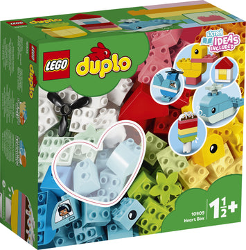 Lego Duplo Heart Box - Toyworld