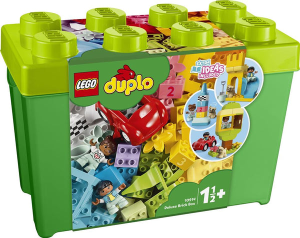 Lego Lego Duplo Deluxe Brick Box - Toyworld