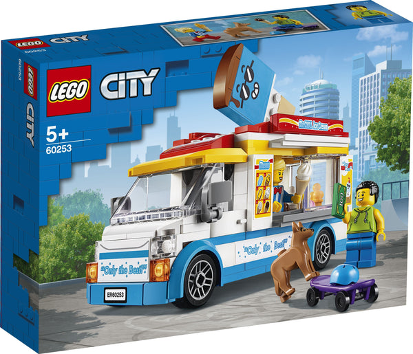 Lego City Ice Cream Truck - Toyworld