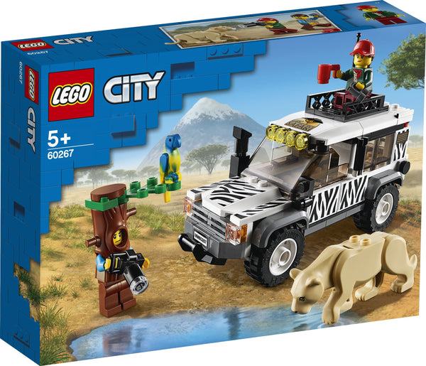 Lego City Safari Off Roader - Toyworld