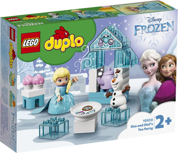 Lego Duplo Disney Frozen Elsa and Olaf's Tea Party - Toyworld