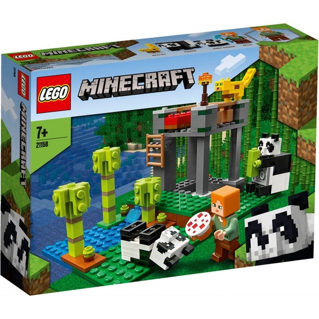 Lego Minecraft the Panda Nursery - Toyworld