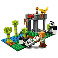 Lego Minecraft the Panda Nursery Img 3 - Toyworld