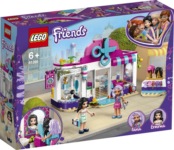 Lego Friends Heartlake City Hair Salon - Toyworld