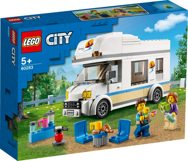 LEGO 60283 CITY HOLIDAY CAMPER VAN