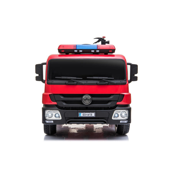 BMC FIRE TRUCK 12V 2WD RIDE-ON