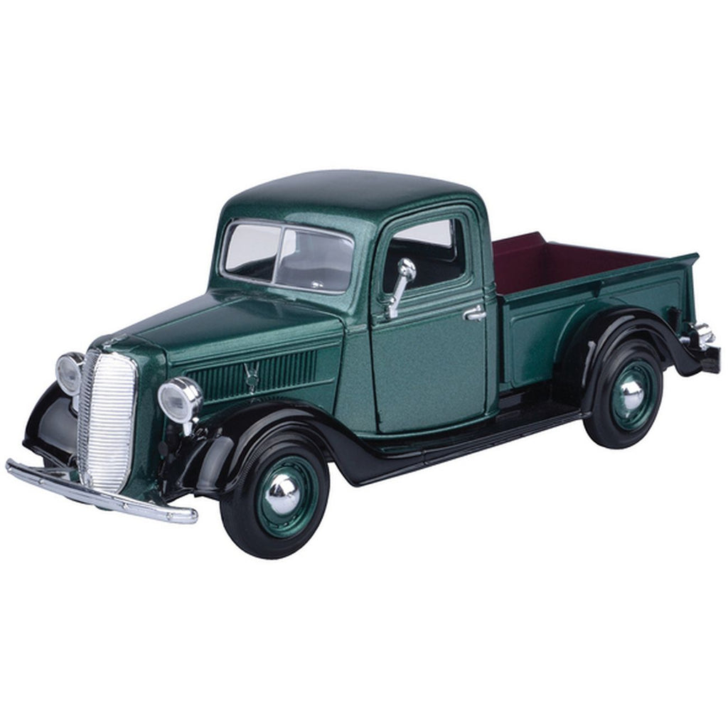 MOTOR MAX AMERICAN CLASSICS 1:24 DIE CAST VEHICLE 1937 FORD PICKUP
