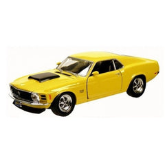 MOTOR MAX AMERICAN CLASSICS 1:24 DIE CAST VEHICLE 1970 FORD MUSTANG BOSS 429