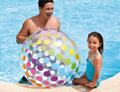 Intex Jumbo Ball Assorted Styles Img 1 - Toyworld
