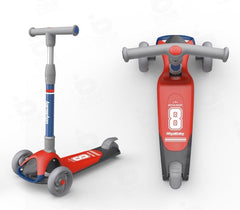 ROYALBABY SPEED X1 SCOOTER RED/BLUE